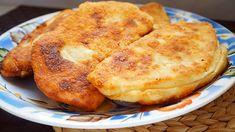 Τηγανόψωμα Greek Cheese Pie, Cheese Pies, Greek Cooking, Greek Recipes, Family Meals, Fries, French Toast, Bread, Breakfast