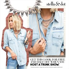This is definitely going in rotation as soon as I get it! Grab yours here July 21st!! www.stelladot.com/blairmilligan