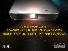 May the AIRXEL be with you