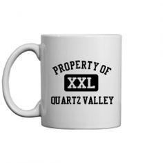 Quartz Valley Elementary School - Fort Jones, CA   Mugs & Accessories Start at $14.97
