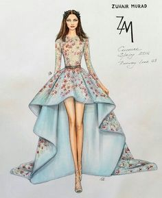 Fashion design dress sketches 43 Ideas for 2019 Dress Design Sketches, Fashion Design Drawings, Fashion Sketches, Fashion Sketchbook, Wedding Dress Sketches, Clothing Sketches, Dress Designs, Dress Illustration, Fashion Illustration Dresses
