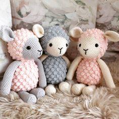 3 små lam (ibelieveinangels)