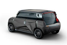jean-marie massaud: ME.WE electric car concept for toyota