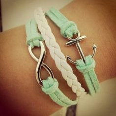 ordered this bracelet a little while ago from ashley bridget, and it just shipped! i love the anchor.