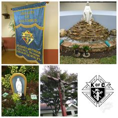 Thank You Blessed Mother Council 13338 Kofc Knights Of Columbus Blessed Mother Hanukkah Wreath