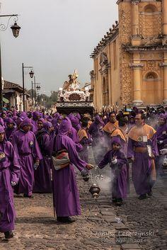 Antigua Guatemala Easter Celebrations