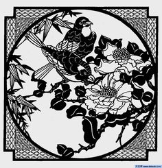 The Chinese paper-cut culture has a long history and unique artistic creation.