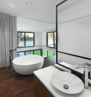 Une suite parentale avec une salle de bains privée - Marie Claire Maison