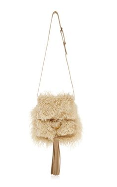 Luna Shearling Palma Bag by BROTHER VELLIES for Preorder on Moda Operandi