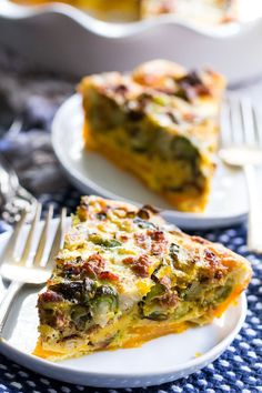 This paleo quiche has a butternut squash crust and is packed with sausage, veggies and tons of flavor. Whole30 compliant and good for any meal.