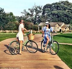 Among the likely candidates is Made in Chelsea star Millie Macintosh, who is one of Meghan...