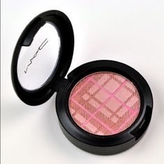 MAC Tartan Tale A Wish Come True Eyeshadow Authentic & Brand new in box. A Wish Come True is a softened pink with light plumminess and a frosted finish. MAC Cosmetics Makeup Eyeshadow