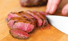 Step by step instructions on how to cook a perfect duck breast. Recipe on Hunter Angler Gardener Cook: http://honest-food.net/
