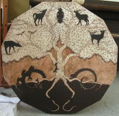 Yggdrasil Drum (new)