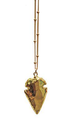 ARROWHEAD necklace - petite