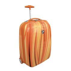 X-Case Exotic Orange Flow by Heys Luggage
