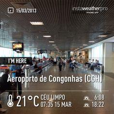 São Paulo - Congonhas
