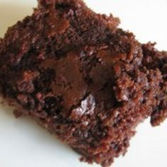 Simple, Moist Chocolate Cake Recipe Desserts with devils food cake mix, apple pie filling, eggs, vanilla, chocolate chips, nuts
