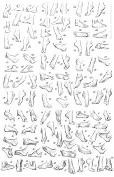 studies 2014 Anime tutorials feet drawing tips Anatomy Sketches, Anatomy Drawing, Anatomy Art, Anatomy Study, Drawing Legs, Feet Drawing, Drawing Drawing, Pencil Art Drawings, Art Drawings Sketches