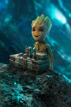 12 Baby Groot Moments That Make You Want to Squish His Twiggy Little Face