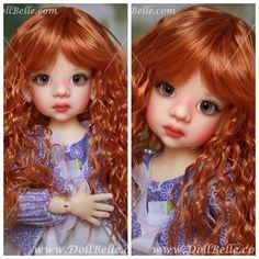 Beautiful Talyssa Elf MSD BJD by Kaye Wiggs via ResinMember: DollBelle