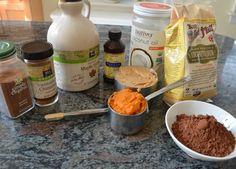 HOW TO: Make no-bake vegan and gluten-free pumpkin pie truffles