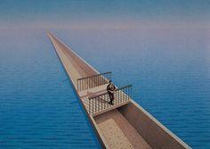 Gurbuz Dogan Eksioglu, 1954 ~ Surrealist painter | Tutt'Art@ | Pittura * Scultura * Poesia * Musica |