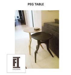 No living room is complete without the perfect tables be it the coffee table, center table or the peg tables. Visit & buy online the iconic Peg Table and complete the perfect look of your beautiful living room. Get your customized order today .Click here to find more www.foyerinteriors.com/ #homedecor #tables #designerfurniture