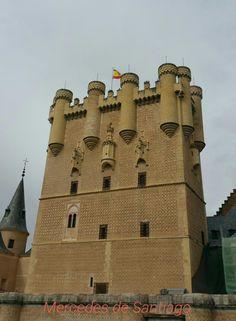 Fotograrte: Torre de Juan II, Alcázar de Segovia