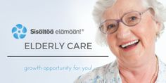 No. 1 Elderly Home Care Franchise opportunity in Northern Europe!