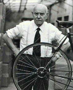 Tullio Campagnolo, simply a genius!