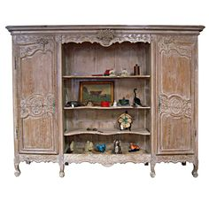 Large French Provincial Louis XVI Bookcase, ca. 1850  http://www.1stdibs.com/furniture_search.php?FRID=lmucYphokZGe