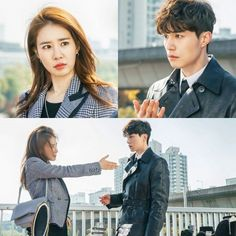 """[Spoiler] """"Goblin Yoo In-na and Lee Dong-wook Meet for the First Time"""
