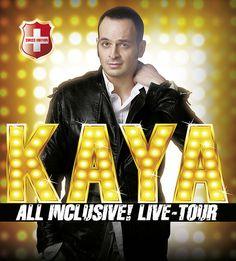 Kaya Yanar - «All Inclusive! Swiss Edition» live at DAS ZELT