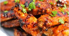 Union Chef: Sweet & Spicy Chicken Wings