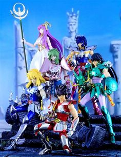Saint Seiya [Cloth Myth] http://amzn.to/2q10MiJ