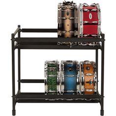 Proline Snare Utility Rack in Black Drums Studio, Studio Room, Studio Setup, Cable Drum, Drum Room, Drum Lessons, Guitar Shop, Guitar Accessories, Snare Drum