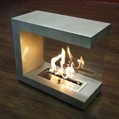 Harper Blvd Wesley Indoor/ Outdoor Portable Fireplace by Harper ...
