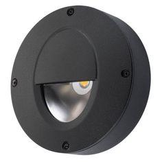 SG lighting LED Callisto muur zwart 914017