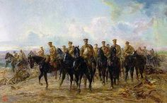 The Royal Horse Guards Retreat from Mons, 1914 by Elizabeth Southerden Thompson Butler Date painted: 1927 A4 Poster, Poster Prints, Royal Horse Artillery, Ww1 Art, Female Painters, Film Inspiration, World War One, Art Uk, Vintage Artwork