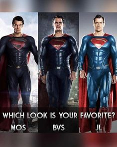 I liked BVS the best. Superman Movies, Superman Man Of Steel, Superman Wonder Woman, Dc Movies, Batman Vs Superman, Comic Book Superheroes, Superhero Characters, Hulk Marvel, Marvel Dc Comics