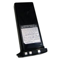 Standard Horizon Lithium Ion Battery Pack - https://www.boatpartsforless.com/shop/standard-horizon-lithium-ion-battery-pack/