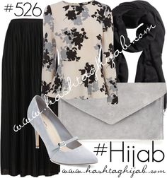 If only the shirt was longer/looser :/ Hijab Casual, Hijab Chic, Hijab Outfit, Islamic Fashion, Muslim Fashion, Modest Outfits, Skirt Outfits, Modesty Fashion, Fashion Outfits