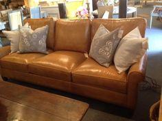 Amanda Sofa Retail $8995.00, Sale $4700.00 From Acquisitions Interiors