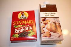 Ranteita myöjen taikinasa: Joulumuorin herkkukakku myös gluteenittomana Cereal, Oatmeal, Food, The Oatmeal, Rolled Oats, Eten, Meals, Corn Flakes, Overnight Oatmeal