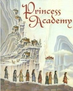 Princess Academy by Shannon Hale; good book!