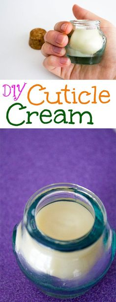 How to Make Homemade Cuticle Cream ⋆ Homemade for Elle