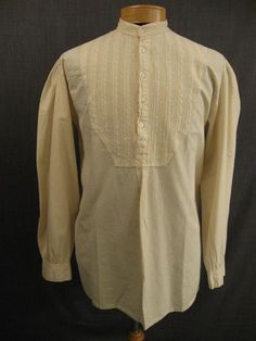 men's fashion turn of the century shirts - Google Search