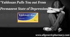 Depression is a very common disorder which affects living style mentally and psychologically, which can be controlled with the help of medicine called as Valdoxan. This is an orally consume medicine and patients by using this medicine can control, deep sadness, sleep disturbance, anxiety etc. https://bit.ly/2qROVVl #Valdoxan #Depression #anxiety