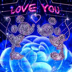 Coloring Apps, Mickey Minnie Mouse, Paint By Number, Paint Colors, Neon Signs, Disney, Paintings, Pictures, Paint Colours